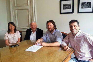 Firma de acuerdo con CITES